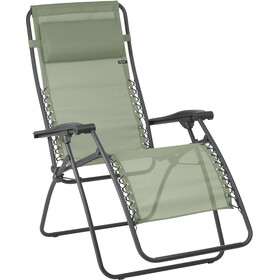 Lafuma Mobilier RSXA Camp Stool Batyline grey/green